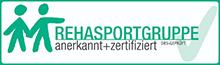 Zertifizierte Rehasportgruppe