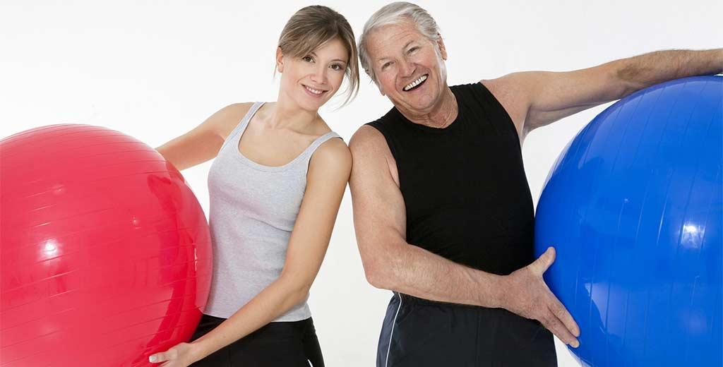 Sportgruppen für Behinderte und Rehapatienten